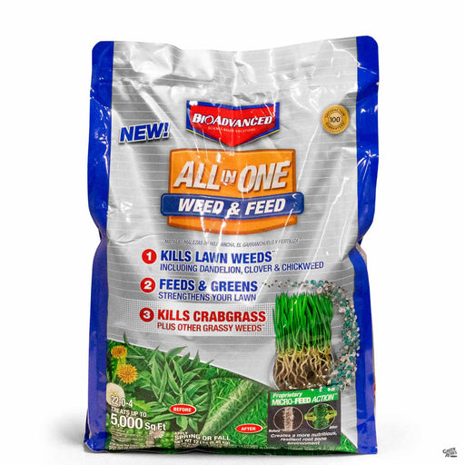 BioAdvanced All-In-One Weed and Feed 12 pounds