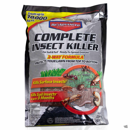 Complete Insect Killer for Lawns Granules 10 pounds