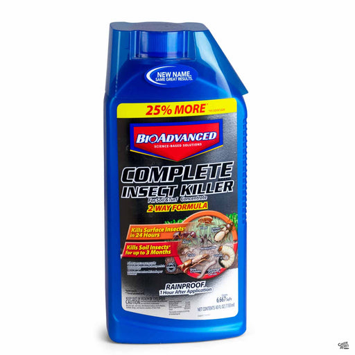 BioAdvanced Complete Insect Killer 40 ounces concentrate