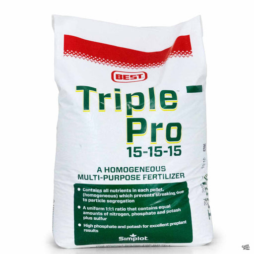 Best Triple Pro in a 50 pound bag
