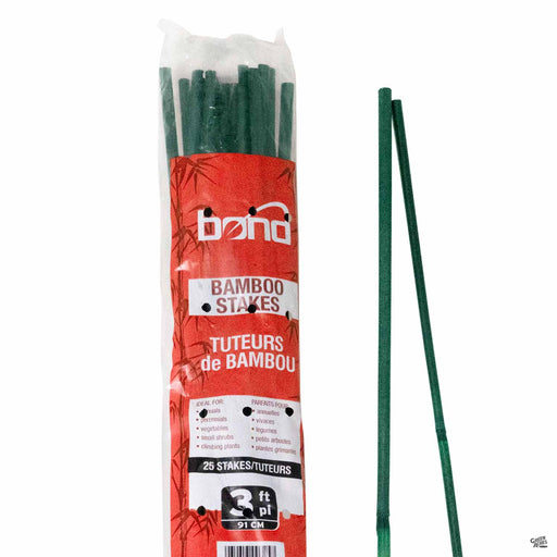 Bond Bamboo Stakes 25-pack detail