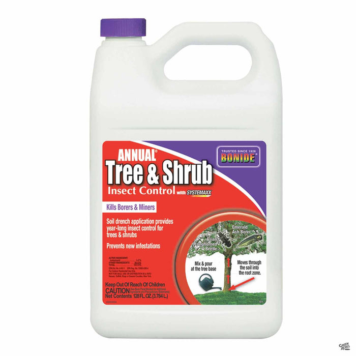 Bonide Annual Tree and Shrub Concentrate 1 gallon