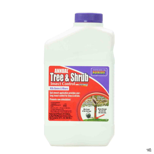 Bonide Annual Tree & Shrub Quart Conc