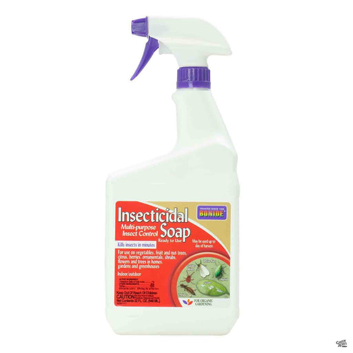 Bonide Insecticidal Soap Quart Ready To Use