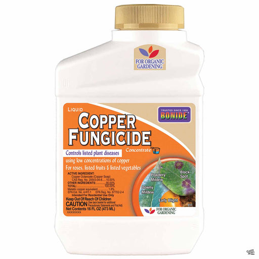 Bonide Liquid Copper Fungicide 16 ounce concentrate