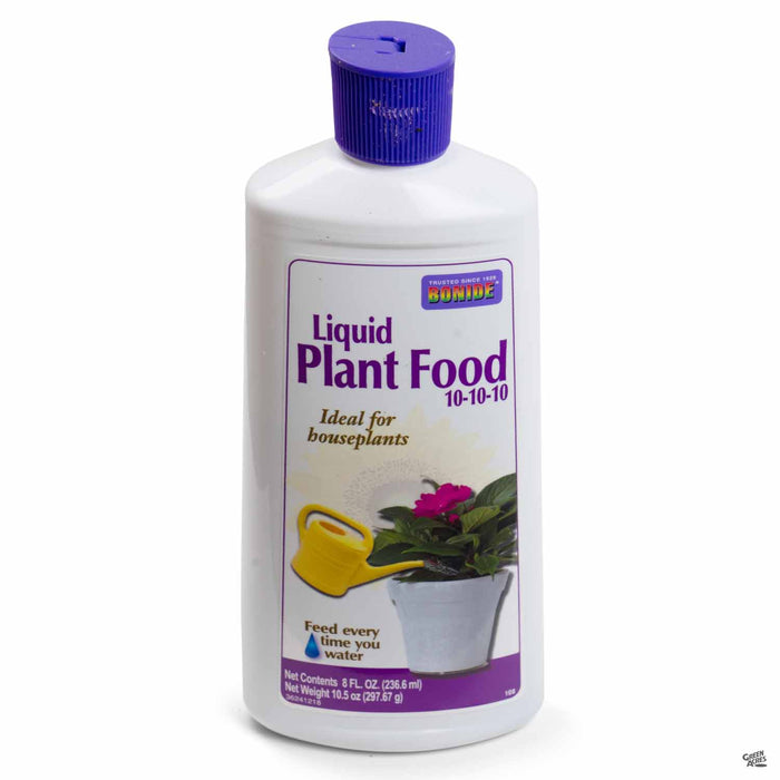 Bonide Houseplant Food Concentrate 8 oz