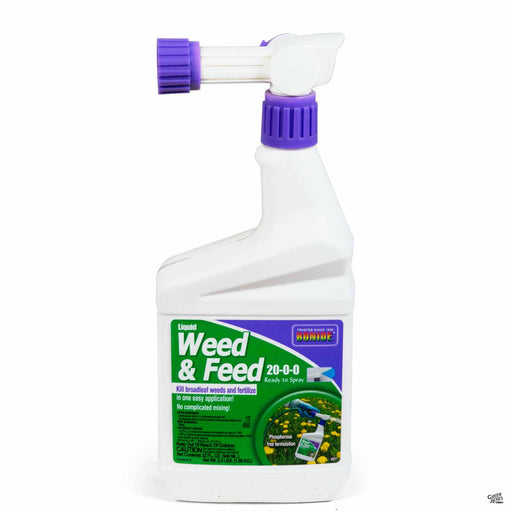 Bonide Liquid Weed and Feed 32 ounce
