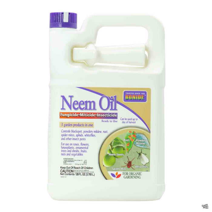 Bonide Neem Oil 1 Gallon Ready To Use