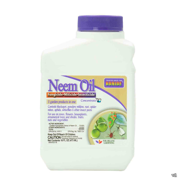 Bonide Neem Oil Pint Concentrate
