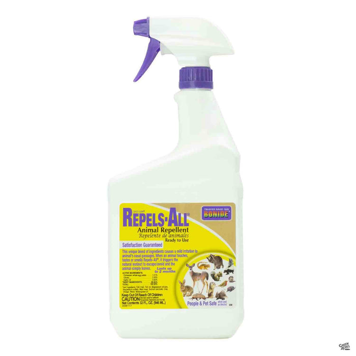 Bonide Repels All Animals Quart Ready To Use