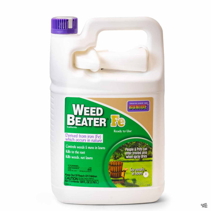 Bonide Weed Beater Fe 128 ounce Ready to Use