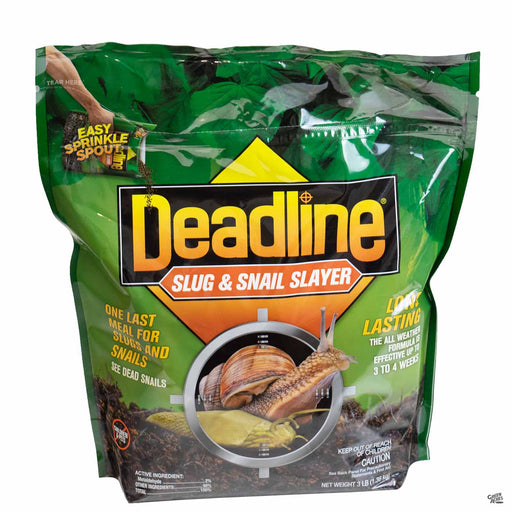 Deadline Slug and Snail Slayer 3 pound