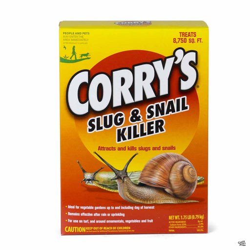 Corry's Slug and Snail Killer 1.75 pound