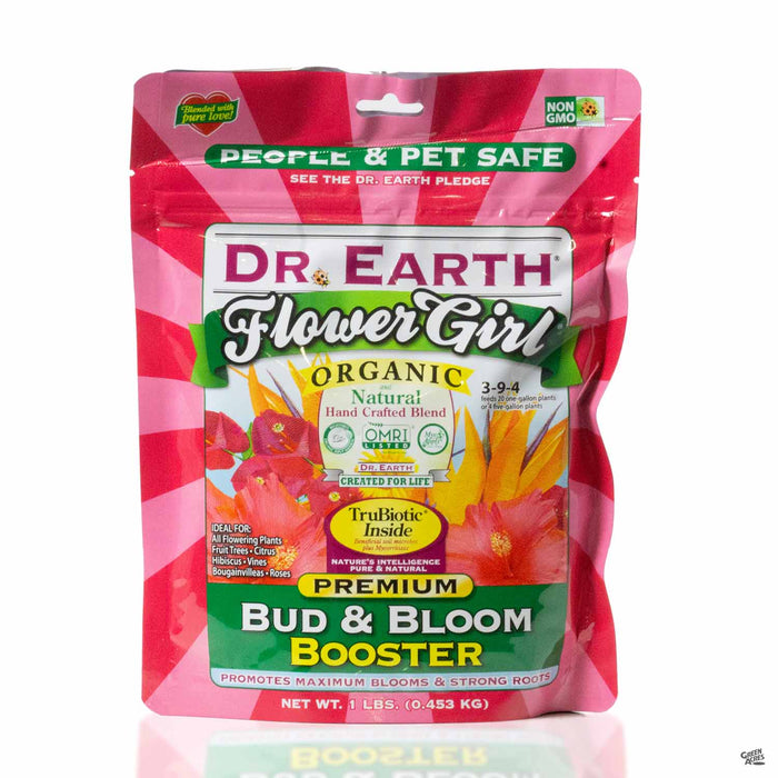 Dr Earth Flower Girl Bud and Bloom Booster 3-9-4
