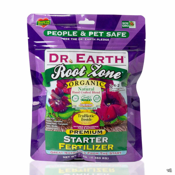 Dr Earth Root Zone Starter Fertilizer 2-4-2