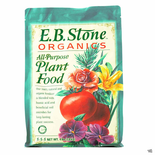 EB Stone All-Purpose Plant Food 4 pound