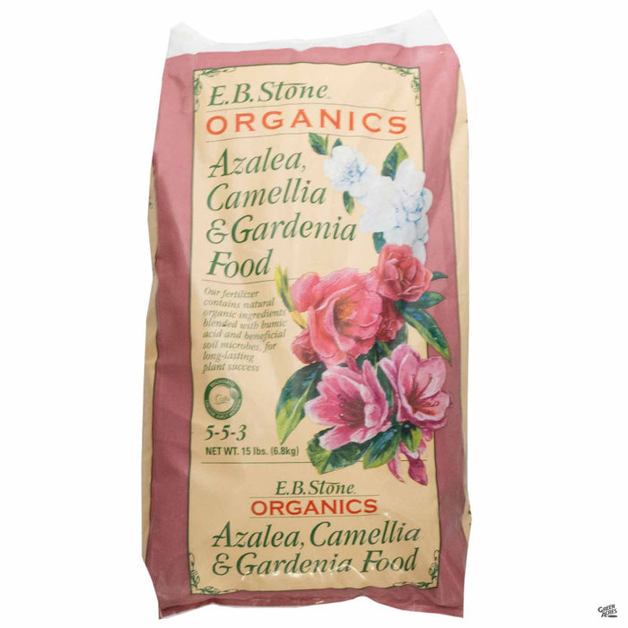 EB Stone Azalea, Camellia and Gardenia Food 15 pound bag