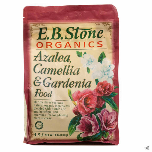 EB Stone Azalea, Camellia and Gardenia Food 4 pound bag