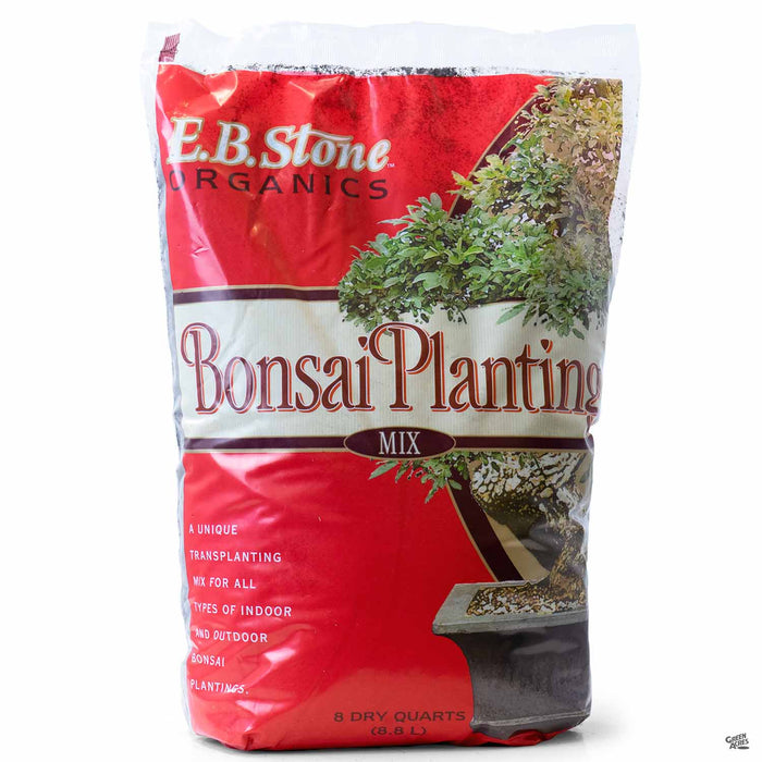 EB Stone Bonsai Planting Mix 8 quart