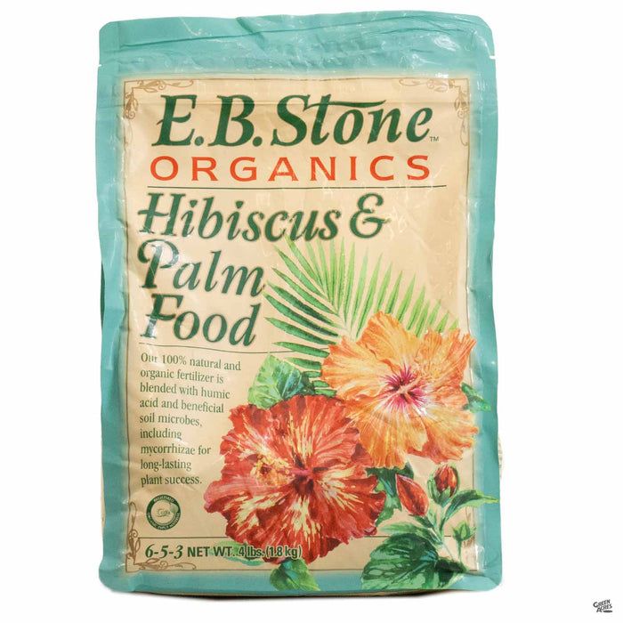 EB Stone Hibiscus and Palm Food, 4lb