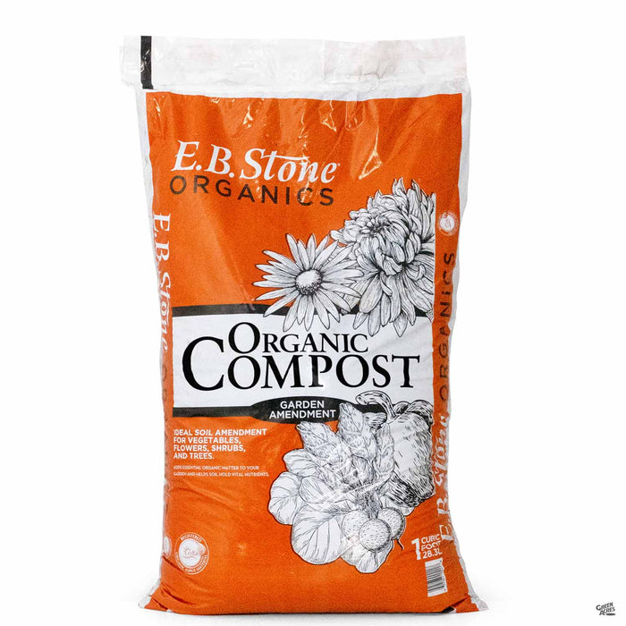 EB Stone Organic Compost 1 cubic foot