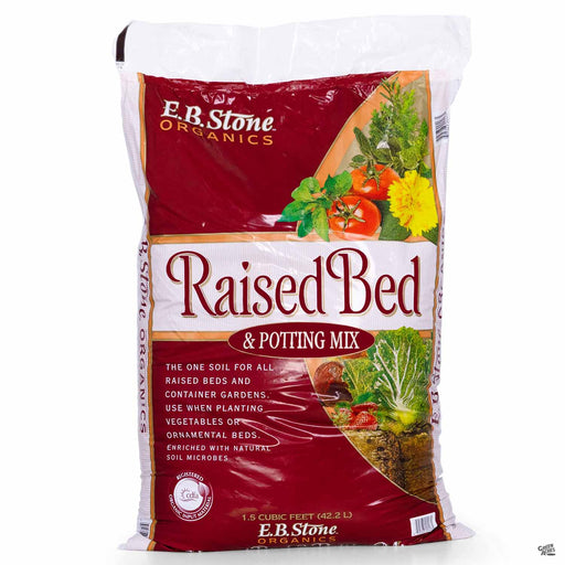 EB Stone Raised Bed Potting Mix 1.5 cubic feet