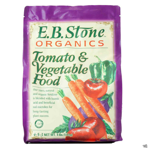 EB Stone Tomato & Vegetable Food
