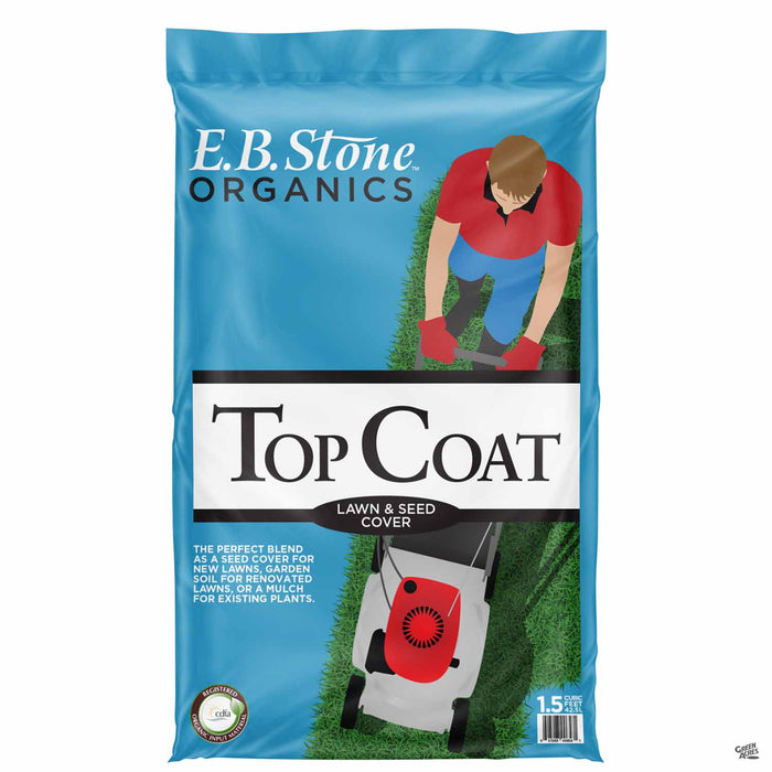 EB Stone Top Coat Seed Cover and Mulch 1.5 cubic feet