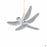 Mobile Dragonfly Solar Light