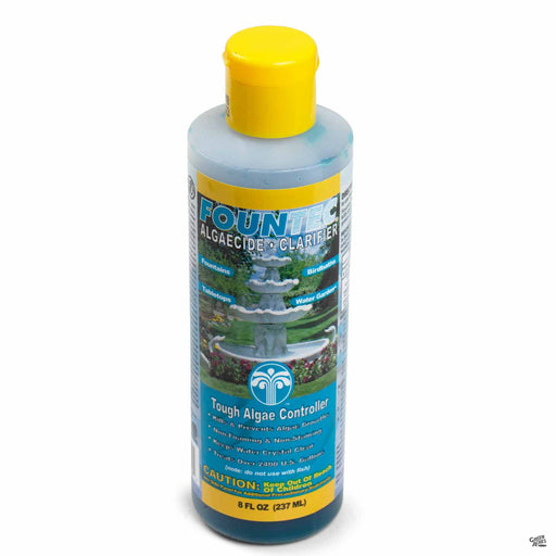 Fountec Algaecide Clarifier 8 ounces
