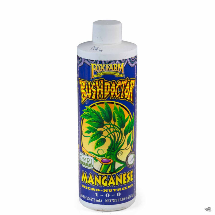 Fox Farms Bush Doctor Manganese 16 ounce concentrate