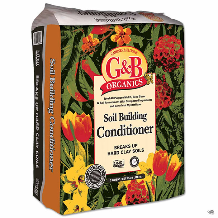 G B Soil Building Conditioner