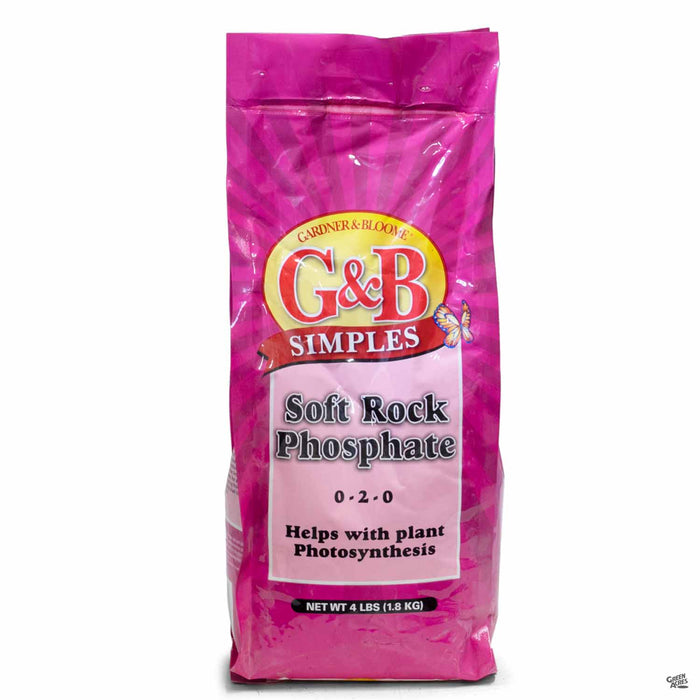 G&B Soft Rock Phosphate