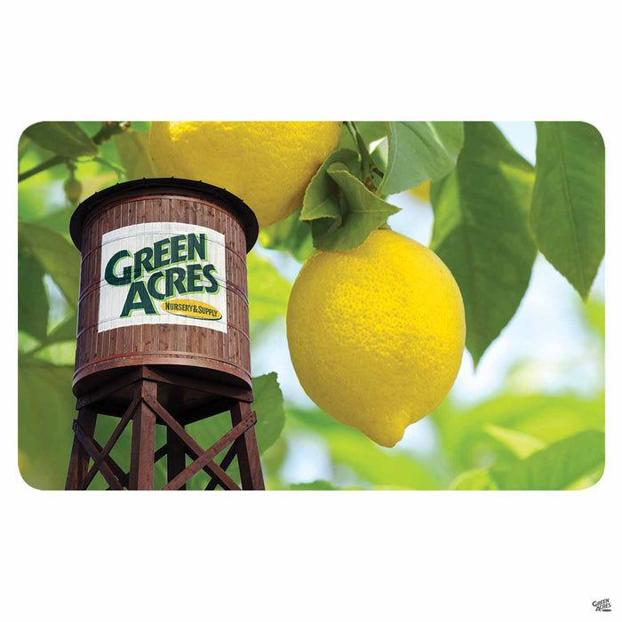 Green Acres Nursery & Supply Gift Card Citrus