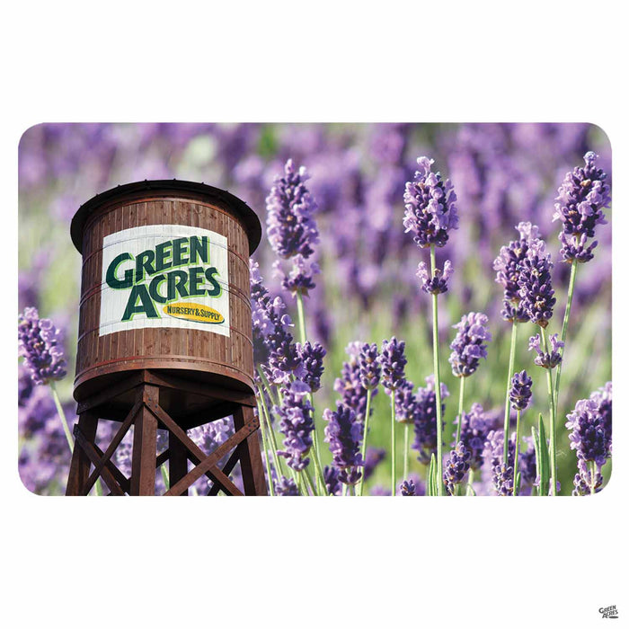 Green Acres Nursery & Supply Gift Card Lavender