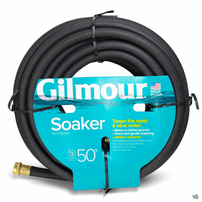 Gilmour Soaker Hose 5/8 inch by 50'