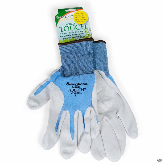 Bellingham Nitrile Touch Glove Blue