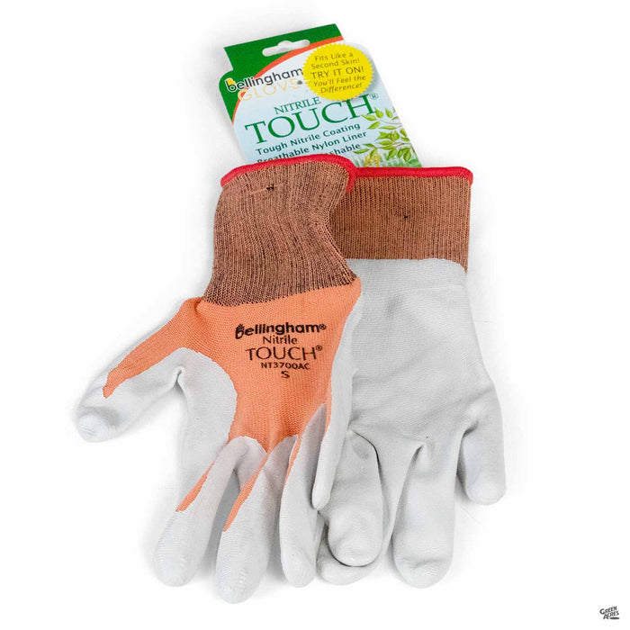 Bellingham Nitrile Touch Glove Coral