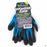 Wonder Grip® Nicely Nimble® Glove Extra-Small Blue