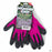 Wonder Grip® Nicely Nimble® Glove Small Pink