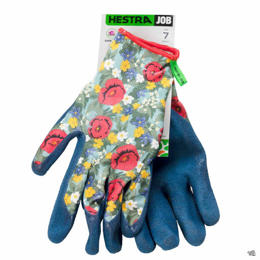 Hestra Floral Latex Dip Glove