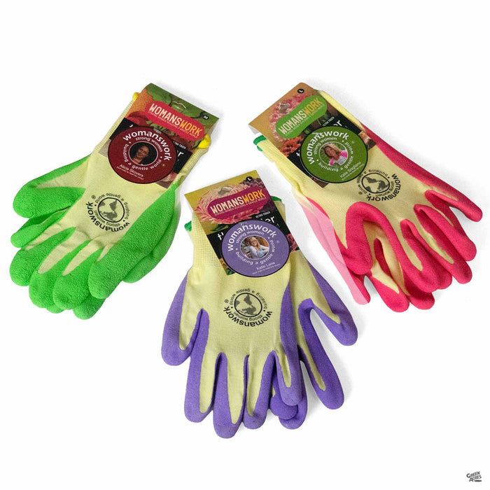 Women's Work Weeding Gloves