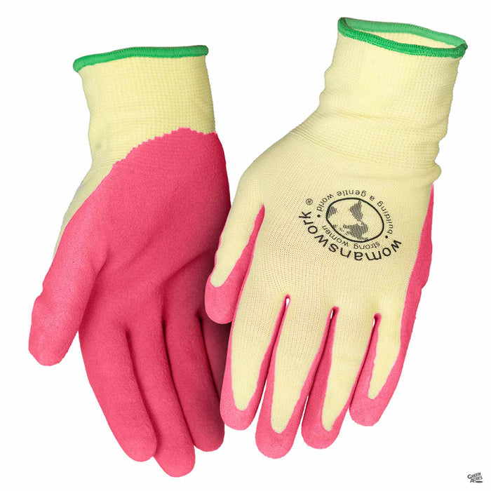 Women's Work Weeding Gloves Pink