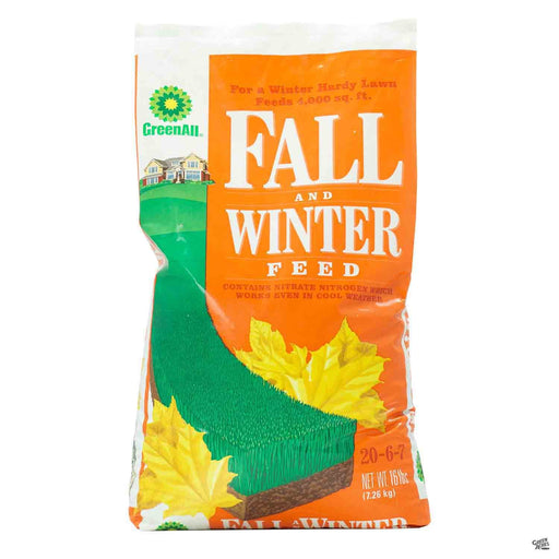 GreenAll Fall & Winter Feed 20-6-7