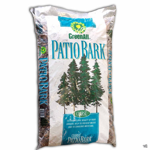 GreenAll Patio Bark Coarse