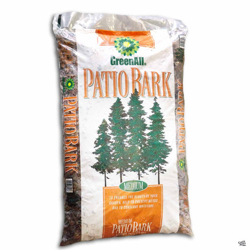GreenAll Patio Bark Medium