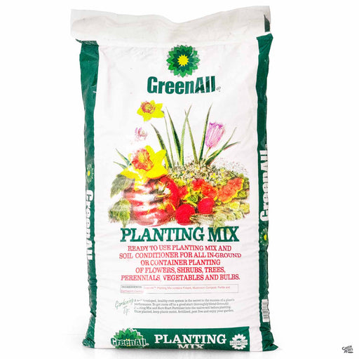 GreenAll Planting Mix in 1 cubic foot bag
