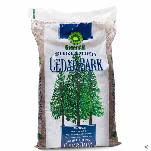 GreenAll Shredded Red Cedar 2 cubic feet