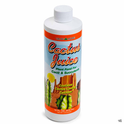 Grow More Cactus Juice 16 ounce concentrate