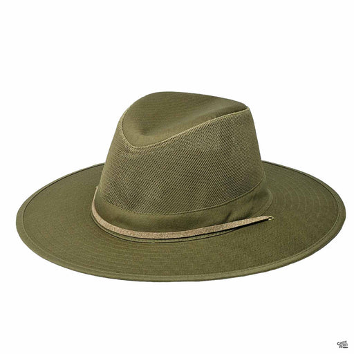 Gold Coast - Stream Hat in Olive
